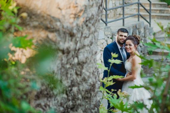 Ηλίας & Κατερίνα - Έδεσσα - Φωτογράφηση Γάμου