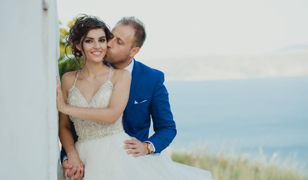 Γιώργος & Ειρήνη - Άγιος Παντελεήμονας - Καλλιτεχνική Φωτογραφία Γάμου